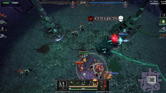 Warhammer 40.000: Dark Nexus Arena - Imagem 2 do software