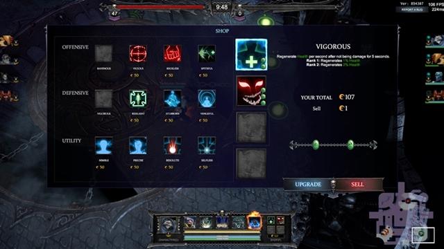 Warhammer 40.000: Dark Nexus Arena - Imagem 3 do software
