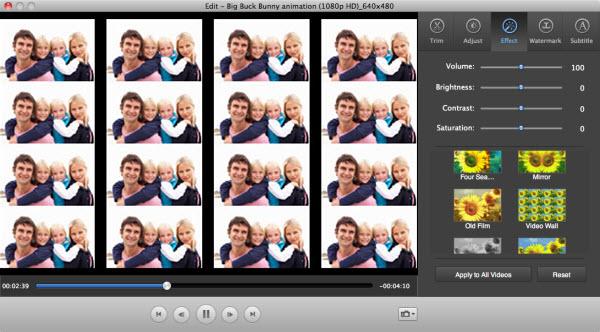 iSkysoft iMedia Converter Deluxe for Mac - Imagem 3 do software