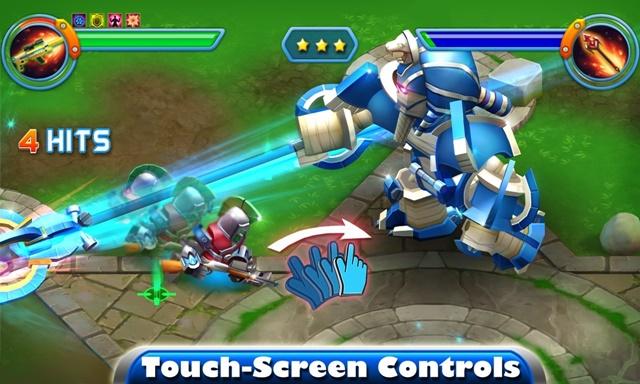 Herobots - Build to Battle - Imagem 1 do software