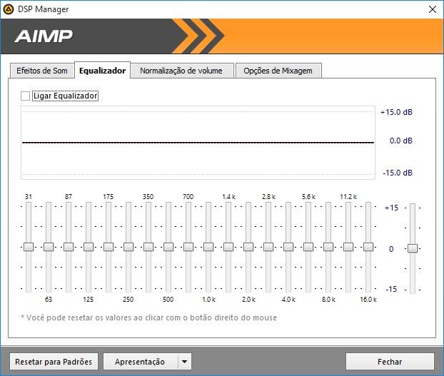 AIMP - Imagem 2 do software