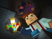 Imagem 1 do Minecraft: Story Mode - A Telltale Games Series