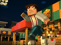 Imagem 4 do Minecraft: Story Mode - A Telltale Games Series