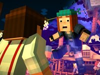 Imagem 6 do Minecraft: Story Mode - A Telltale Games Series