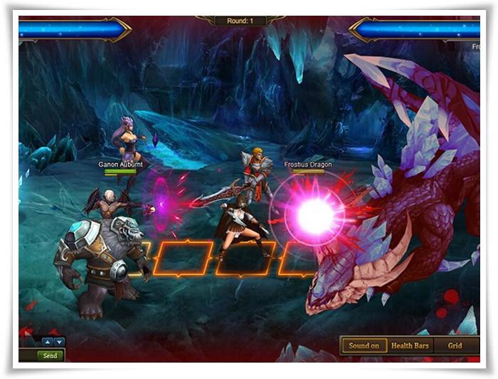 Heroes of Glory - Imagem 1 do software