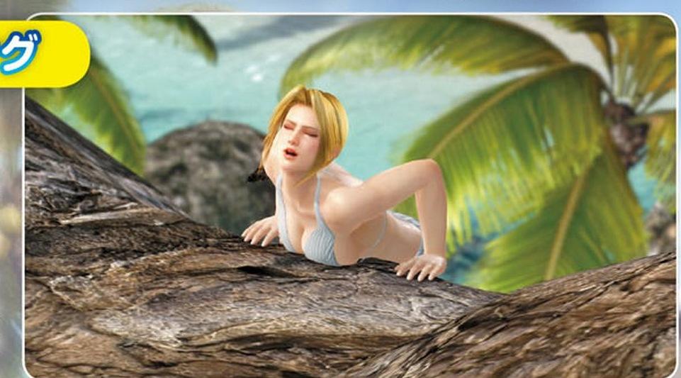 Sensualidade é pouco para definir as novas cenas de Dead or Alive Xtreme 3