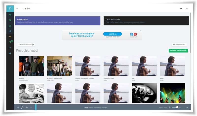 Music Wiinkz - Imagem 1 do software