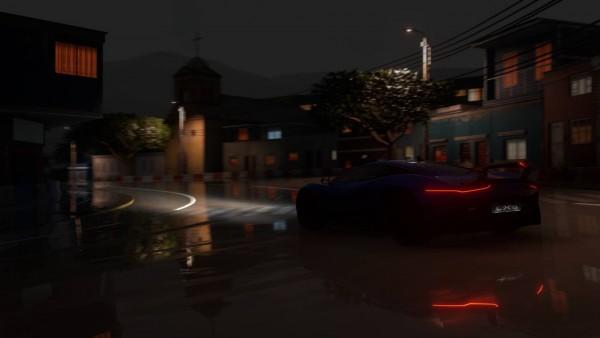 Novas imagens mostram algumas pistas que DriveClub receberá em 2016