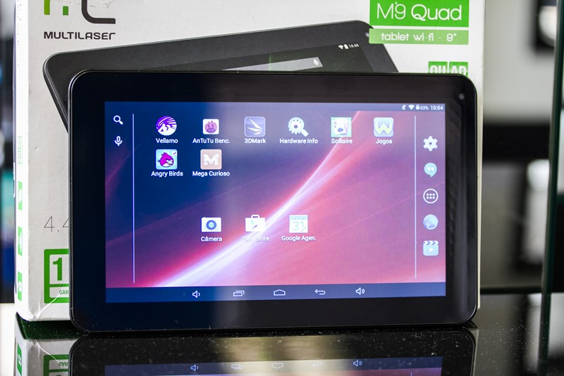 Review: tablet Multilaser M9 Quad [vídeo]
