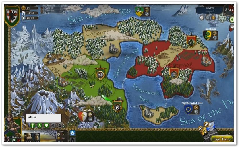 Legends of Callasia - Imagem 1 do software