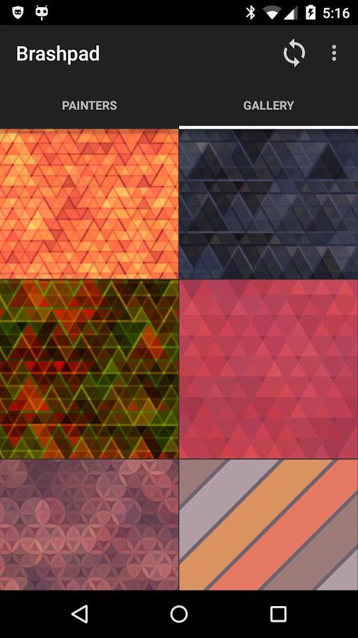 Brashpad - Imagem 1 do software