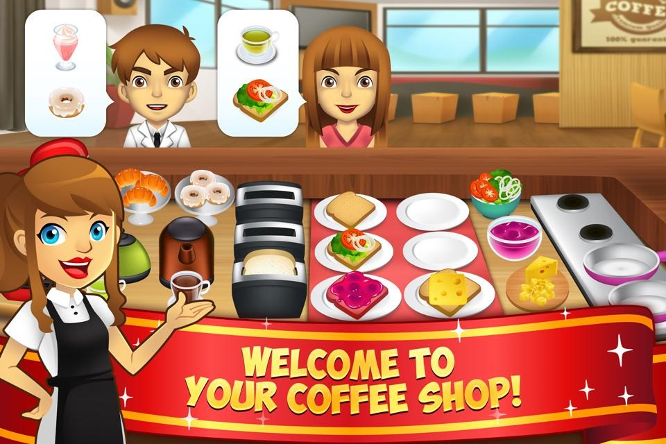 My Coffee Shop - Imagem 1 do software