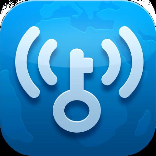Logo WiFi Master Key ícone
