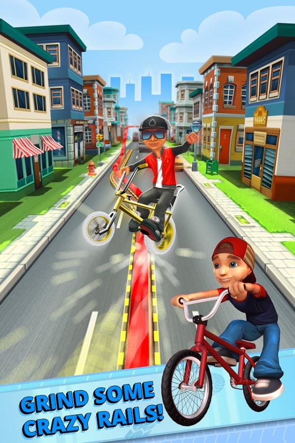 Bike Blast - Imagem 2 do software