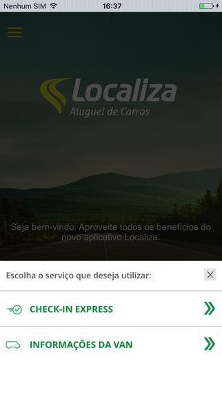 Localiza - Imagem 1 do software