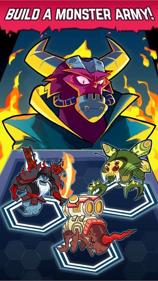 SMASH Monsters - Imagem 2 do software