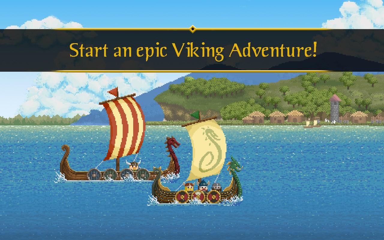 The Last Vikings - Imagem 1 do software