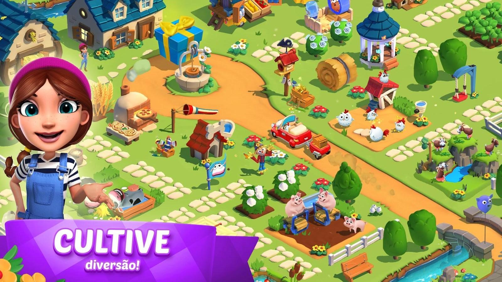 Amigos da Fazenda - Imagem 1 do software