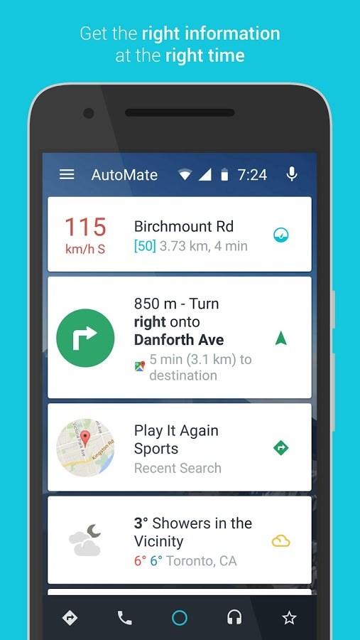 AutoMate - Car Dashboard - Imagem 1 do software