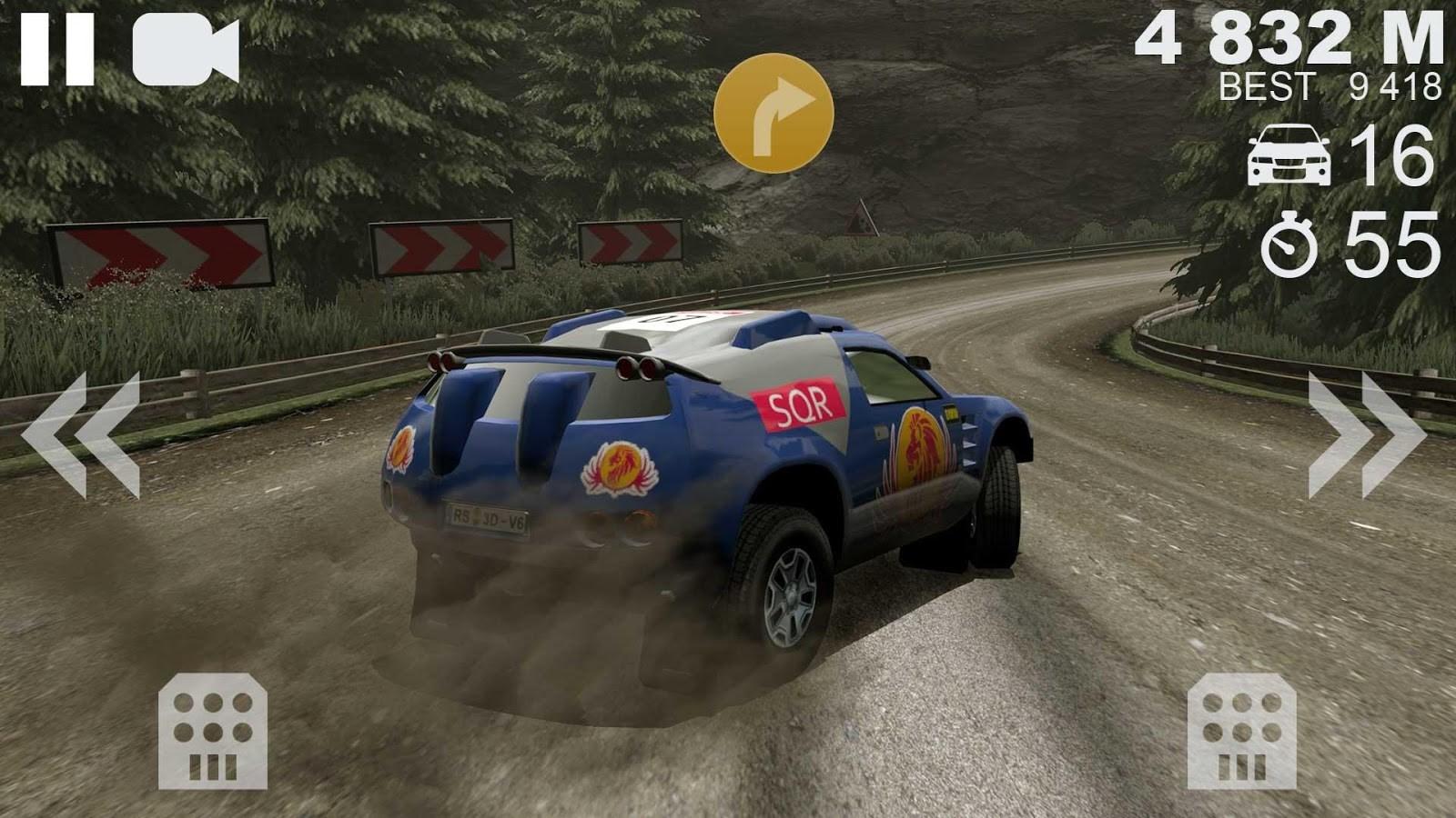 Rally Racer Unlocked - Imagem 1 do software