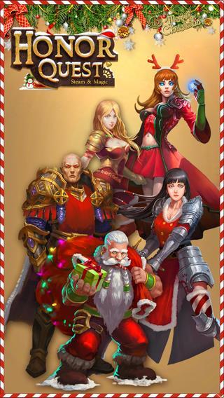 Honor Quest: Steam & Magic - Imagem 1 do software