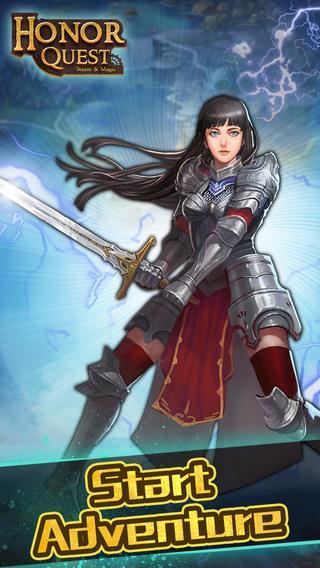 Honor Quest: Steam & Magic - Imagem 2 do software