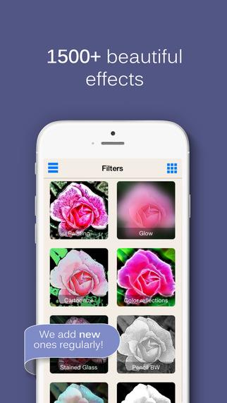 SuperPhoto - Photo Effects & Filters - Imagem 1 do software
