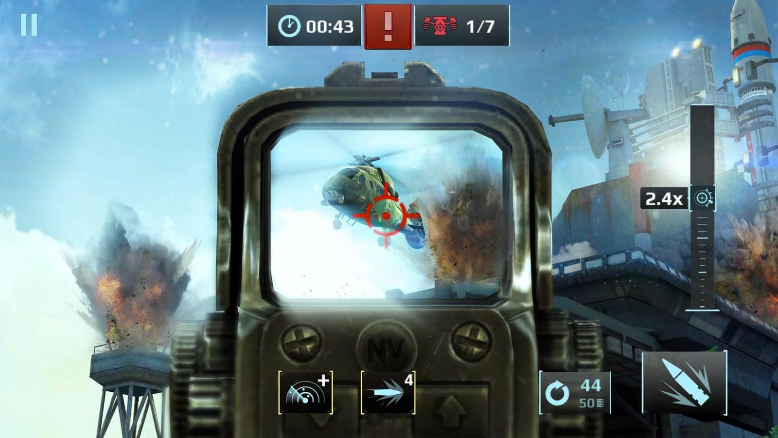 Fúria Sniper - Imagem 1 do software