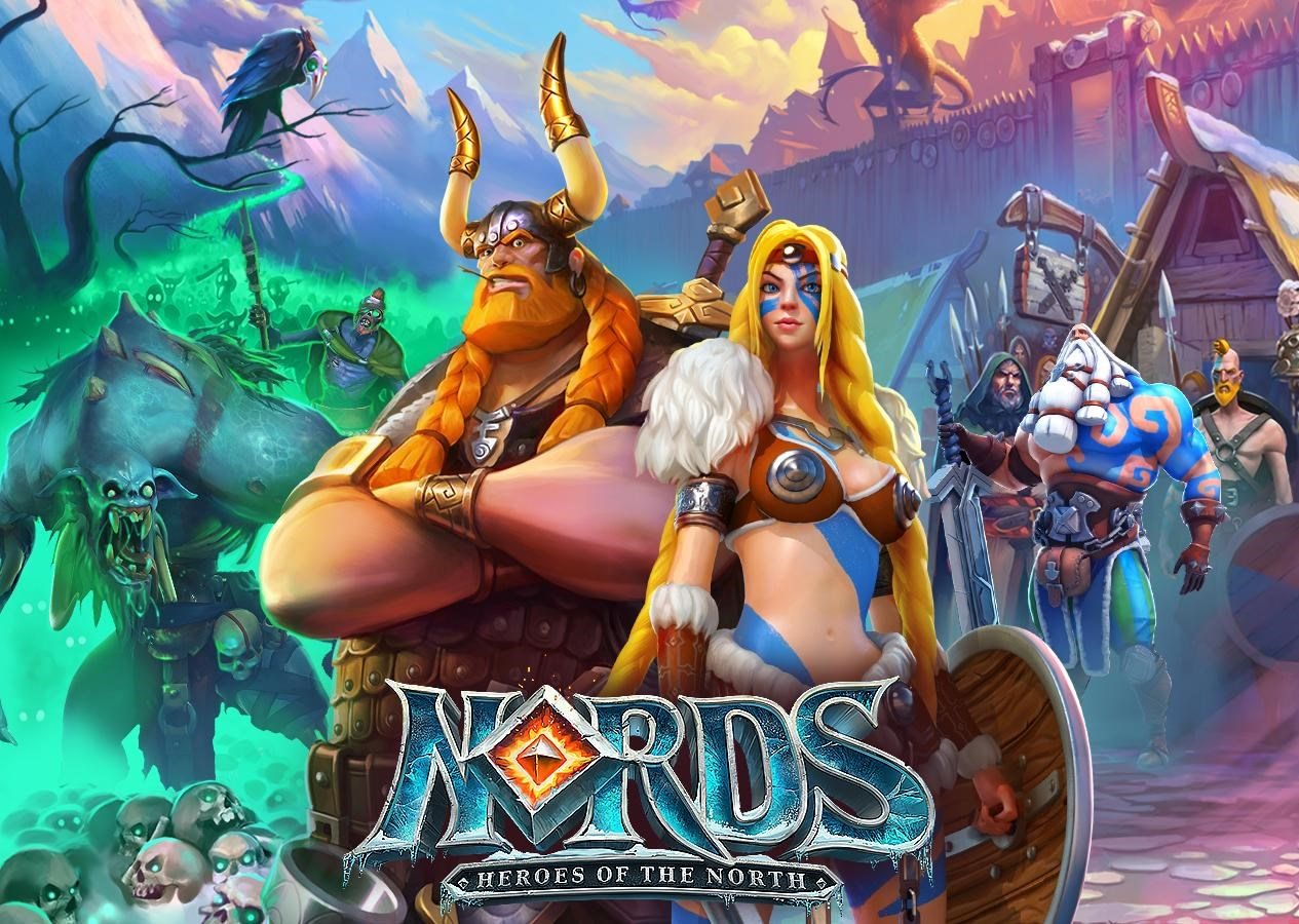 Nords: Heroes of the North - Imagem 1 do software