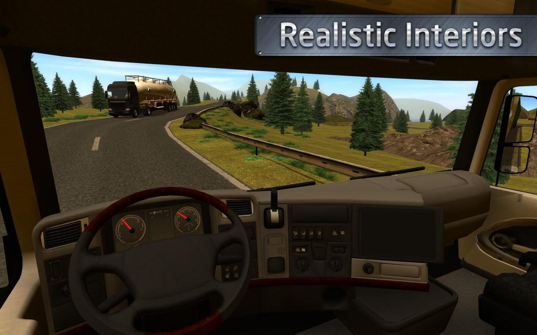 Euro Truck Driver - Imagem 1 do software