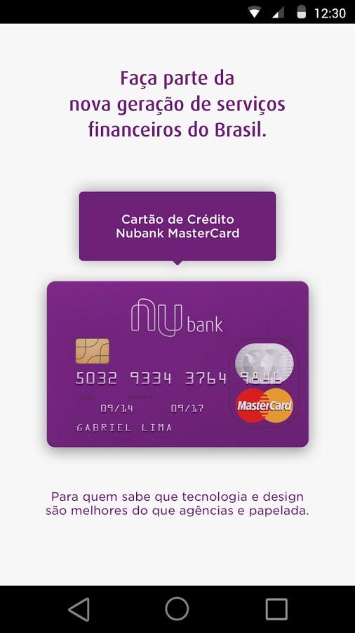 Nubank - Imagem 1 do software
