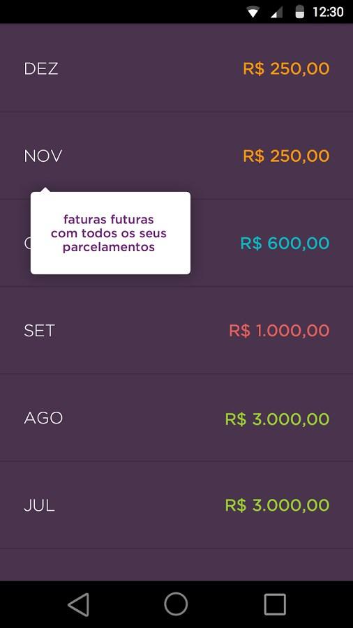 Nubank - Imagem 4 do software