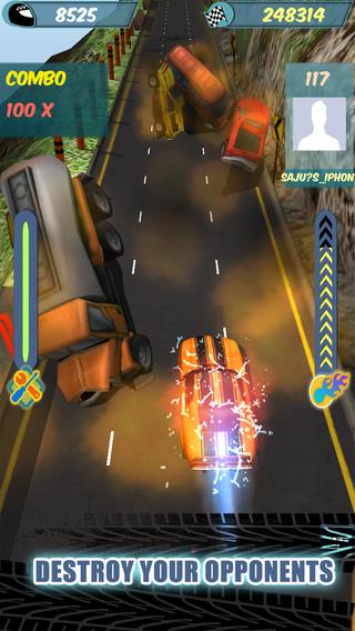 Nitro Rush - Imagem 2 do software