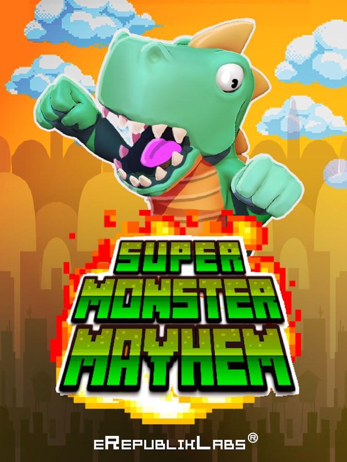 Super Monster Mayhem: Rampage - Imagem 1 do software
