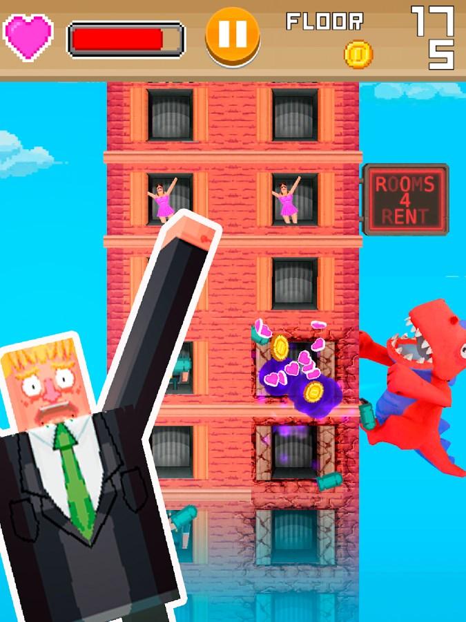 Super Monster Mayhem: Rampage - Imagem 2 do software
