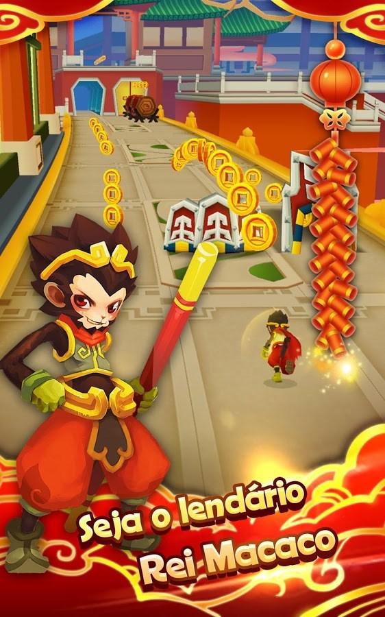 Monkey King Escape - Imagem 1 do software