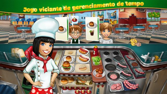 Cooking Fever - Imagem 1 do software