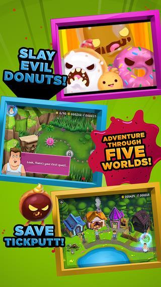 Food Battle: The Game - Imagem 1 do software