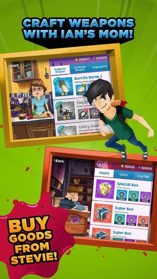 Food Battle: The Game - Imagem 2 do software