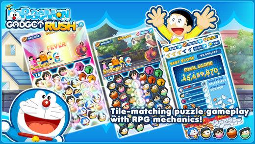 Doraemon Gadget Rush - Imagem 1 do software