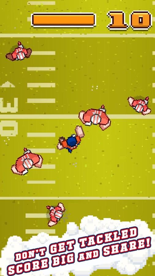 Touchdown Hero - Imagem 1 do software