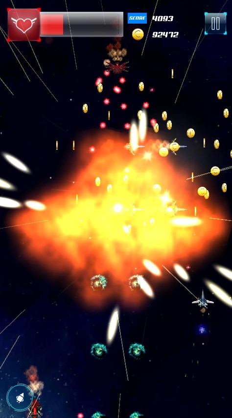 Awesome Space Shooter - Imagem 2 do software