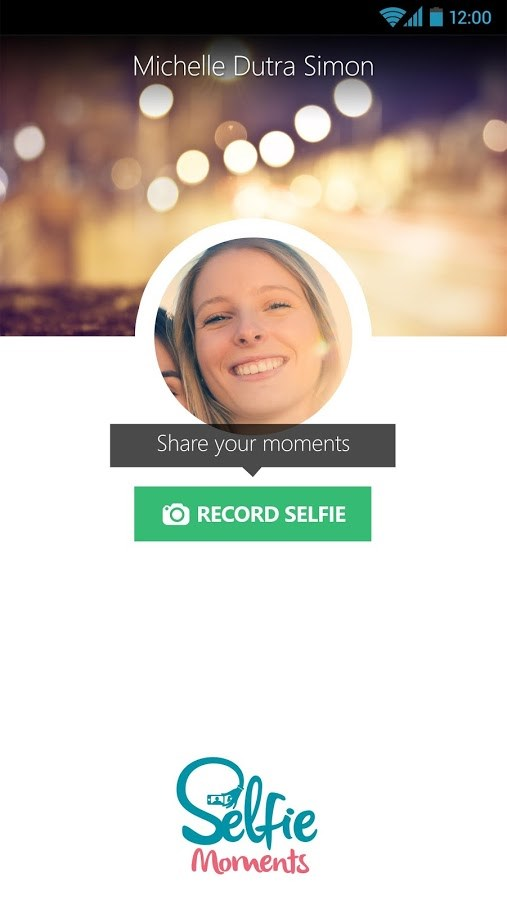 Selfie Moments - Imagem 2 do software