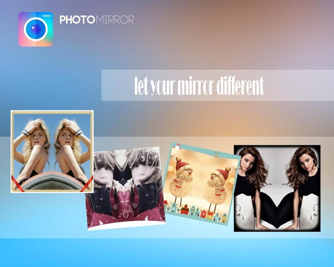 PhotoMirror - Imagem 1 do software