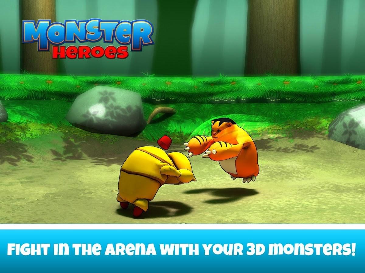 Monster Heroes - Imagem 1 do software