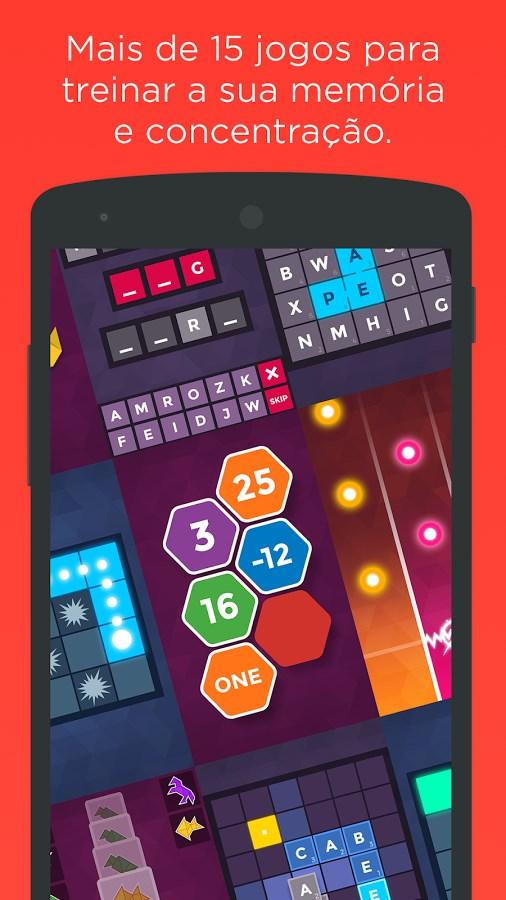 Peak - Jogos para o Cérebro - Imagem 1 do software