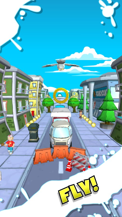 Grand Theft Seagull - Imagem 1 do software