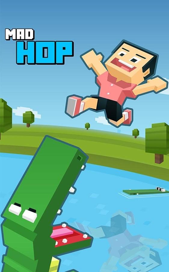 Mad Hop - Endless Arcade Game - Imagem 1 do software