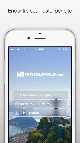 Hostelworld.com - Hostels e Pousadas - Imagem 1 do software