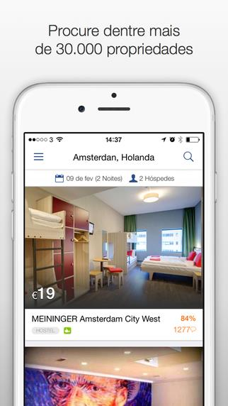 Hostelworld.com - Hostels e Pousadas - Imagem 2 do software